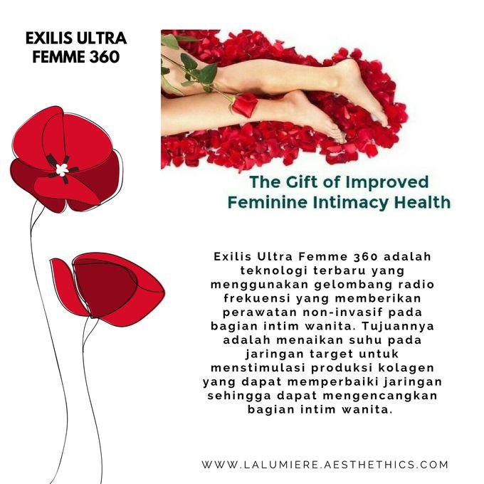 EXILIS ULTRA FEMME & VAGINA TIGHTENING by la lumiere aesthetics - 002