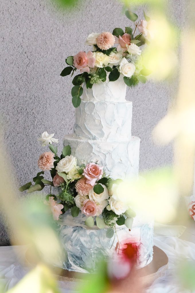 romantic floral by KAIA Cakes & Co. - 002