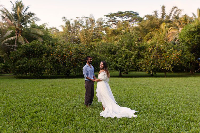 Rush & Anna's Hawaiian Paradise Wedding  by Explore in Love Adventure Wedding Photography - 001