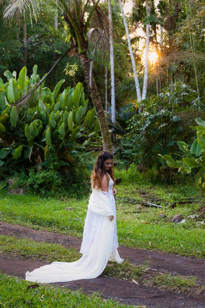 Rush & Anna's Hawaiian Paradise Wedding  by Explore in Love Adventure Wedding Photography - 002