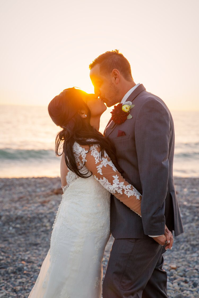 San Diego sunsets with Lucy & Brian  by Explore in Love Adventure Wedding Photography - 001