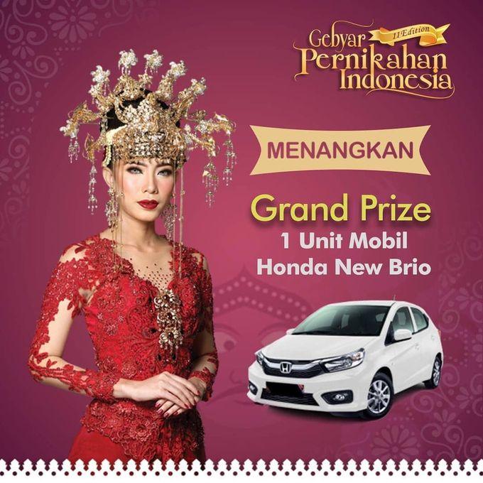 Wedding Expo at Balai Kartini 28-30 June by MERCANTILE PENTHOUSE WEDDING - 002