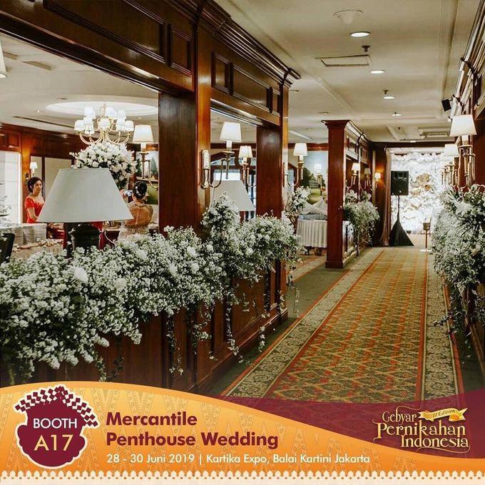 Wedding Expo at Balai Kartini 28-30 June by MERCANTILE PENTHOUSE WEDDING - 001