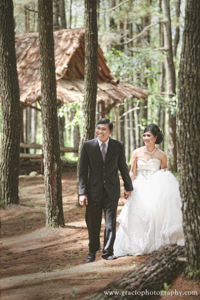 Renny & Gede by Gracio Photography - 005