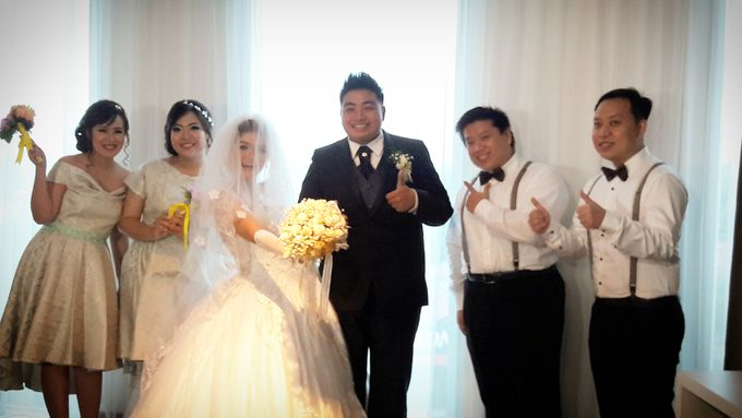 The Wedding Alfian And Tika by C+ Productions - 011