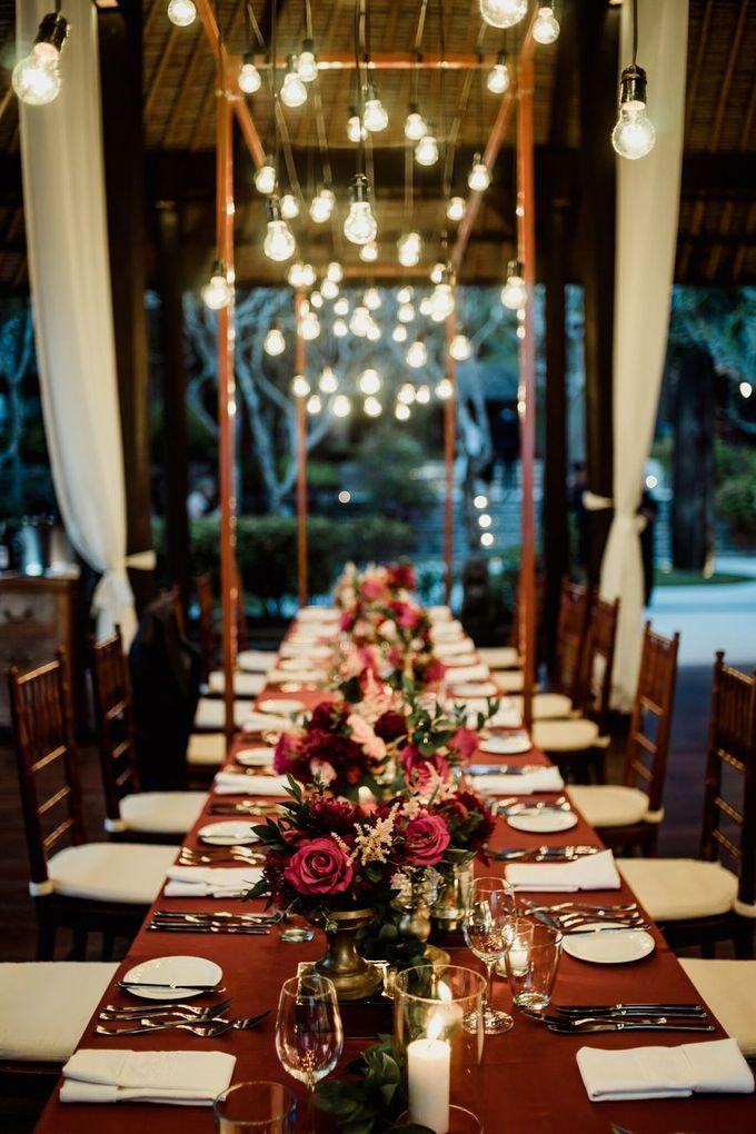 Whimsical Tropical Wedding at Stone House by Tirtha by Tirtha Bali - 034
