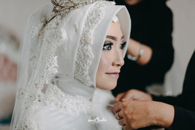 WEDDING RECEPTION OF ULFAH & DANAN by Imah Creative - 020