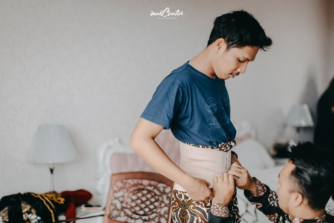 WEDDING RECEPTION OF ULFAH & DANAN by Imah Creative - 021