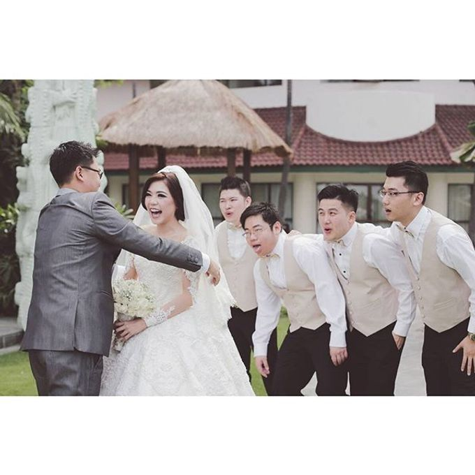 The Wedding of Galan & Widya by All Occasions Wedding Planner - 044