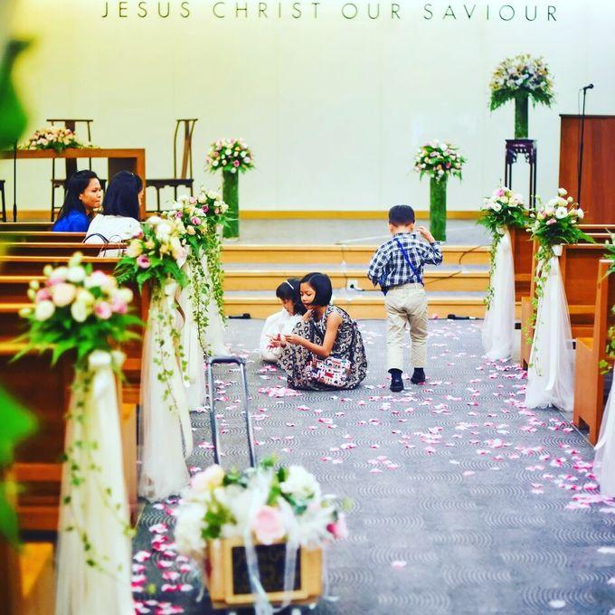 All Wedding Affairs (Joshua♡Jeanna) by Dorcas Floral - 013