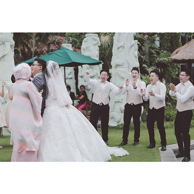 The Wedding of Galan & Widya by All Occasions Wedding Planner - 045