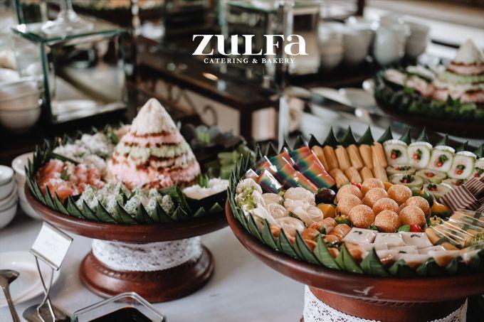 Citra Ciki & Rezky Adhitya - Akad  - Mason Pine Hotel - 1 December 2019 by Zulfa Catering - 001