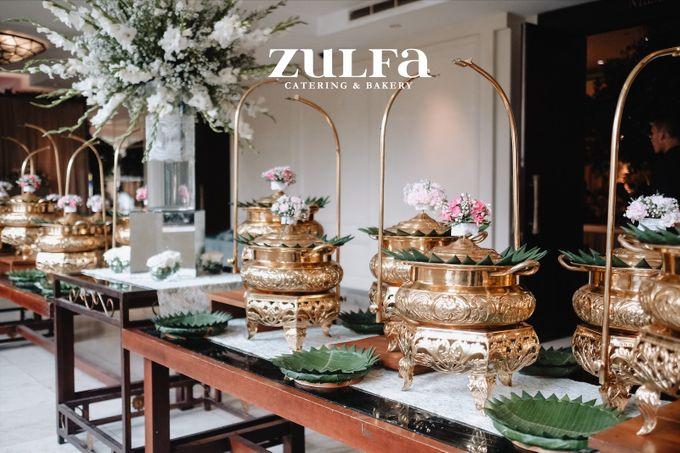 Citra Ciki & Rezky Adhitya - Akad  - Mason Pine Hotel - 1 December 2019 by Zulfa Catering - 002