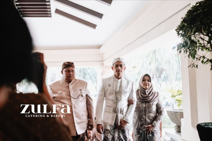 Citra Ciki & Rezky Adhitya - Akad  - Mason Pine Hotel - 1 December 2019 by Zulfa Catering - 003