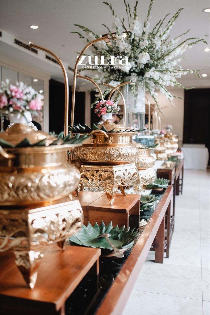Citra Ciki & Rezky Adhitya - Akad  - Mason Pine Hotel - 1 December 2019 by Zulfa Catering - 004