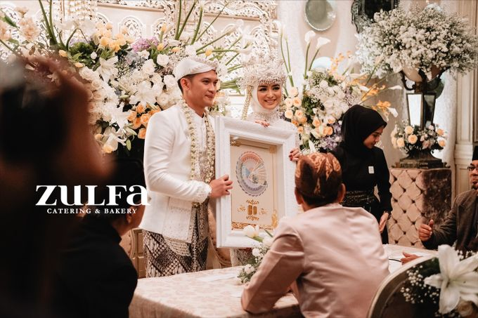 Citra Ciki & Rezky Adhitya - Akad  - Mason Pine Hotel - 1 December 2019 by Zulfa Catering - 008