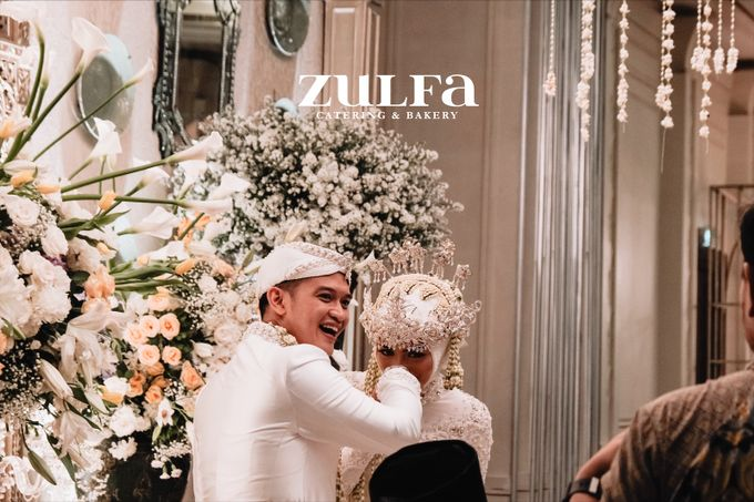 Citra Ciki & Rezky Adhitya - Akad  - Mason Pine Hotel - 1 December 2019 by Zulfa Catering - 010