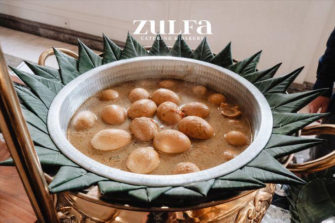 Citra Ciki & Rezky Adhitya - Akad  - Mason Pine Hotel - 1 December 2019 by Zulfa Catering - 011