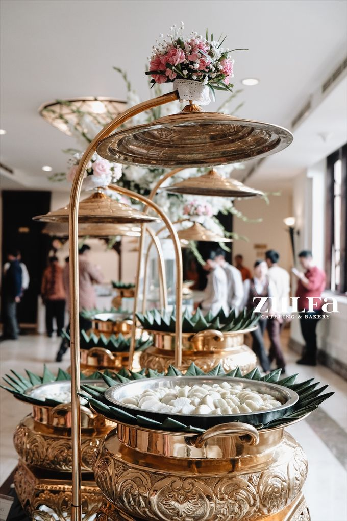 Citra Ciki & Rezky Adhitya - Akad  - Mason Pine Hotel - 1 December 2019 by Zulfa Catering - 012