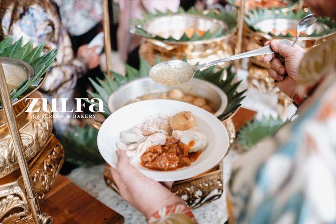 Citra Ciki & Rezky Adhitya - Akad  - Mason Pine Hotel - 1 December 2019 by Zulfa Catering - 013