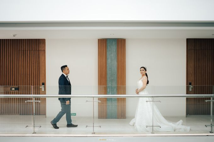 The Wedding Of Christian and Claudia by Kate Bridal and Couture - 010