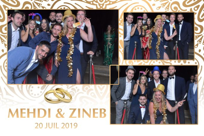 Wedding Mehdi & Zineb by Selfie Box - 001