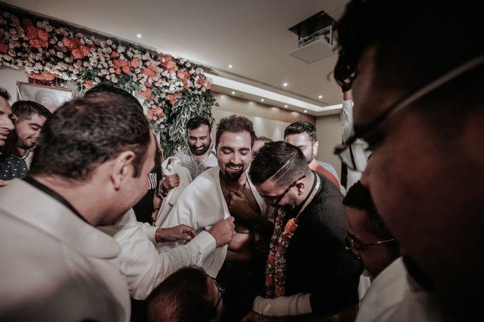Gopal & Tripti Wedding Day 2 by InterContinental Bandung Dago Pakar - 043