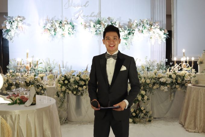 MC Wedding Intimate Fairmont Jakarta - Anthony Stevven by Anthony Stevven - 010