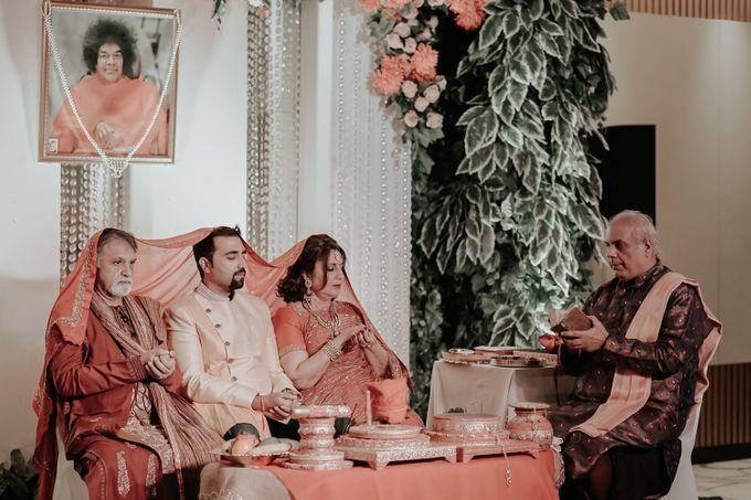 Gopal & Tripti Wedding Day 2 by InterContinental Bandung Dago Pakar - 044