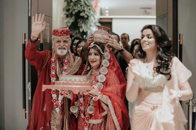 Gopal & Tripti Wedding Day 2 by InterContinental Bandung Dago Pakar - 045