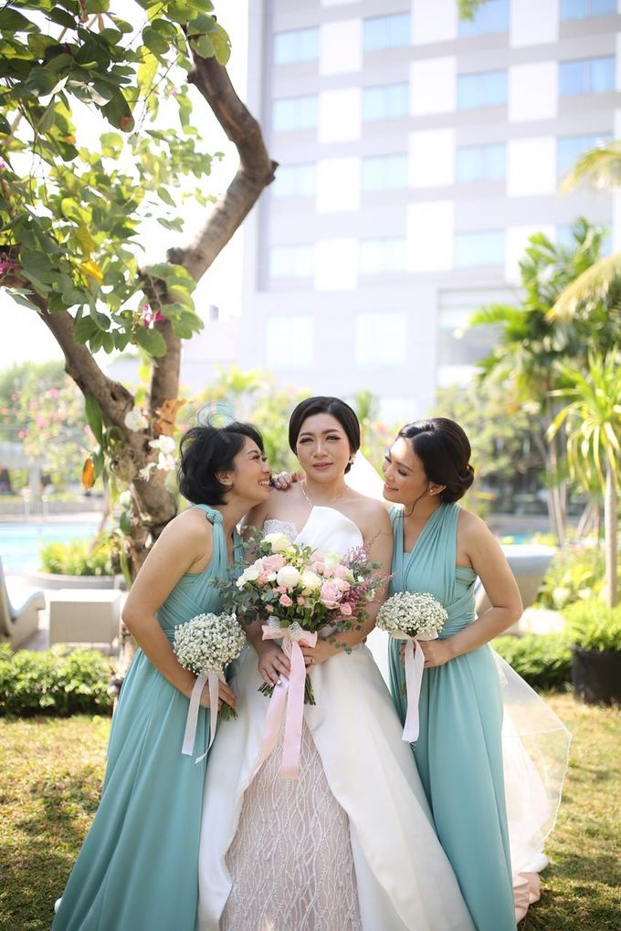 THE WEDDING OF YUDI & SHERLY by The Wedding Boutique - 006