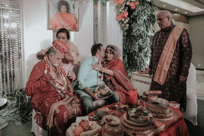 Gopal & Tripti Wedding Day 2 by InterContinental Bandung Dago Pakar - 046