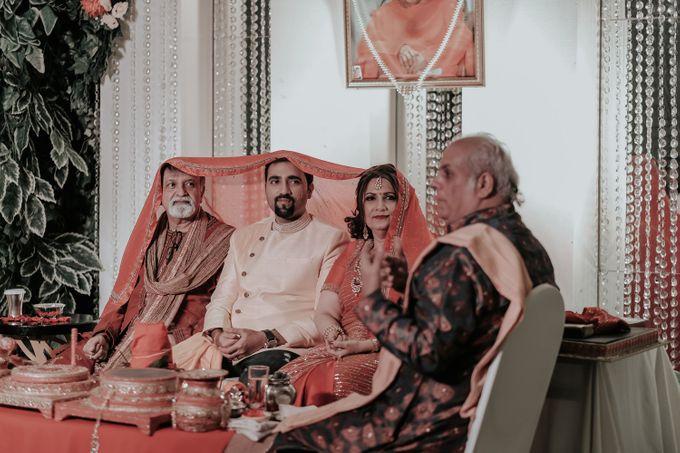 Gopal & Tripti Wedding Day 2 by InterContinental Bandung Dago Pakar - 048