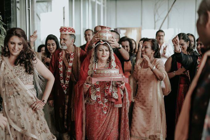 Gopal & Tripti Wedding Day 2 by InterContinental Bandung Dago Pakar - 050