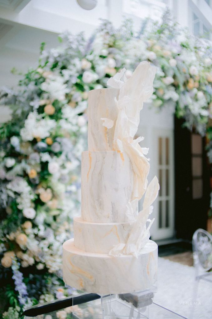Anton & Azalia Wedding by NOMA Jewelry & Accessories - 024