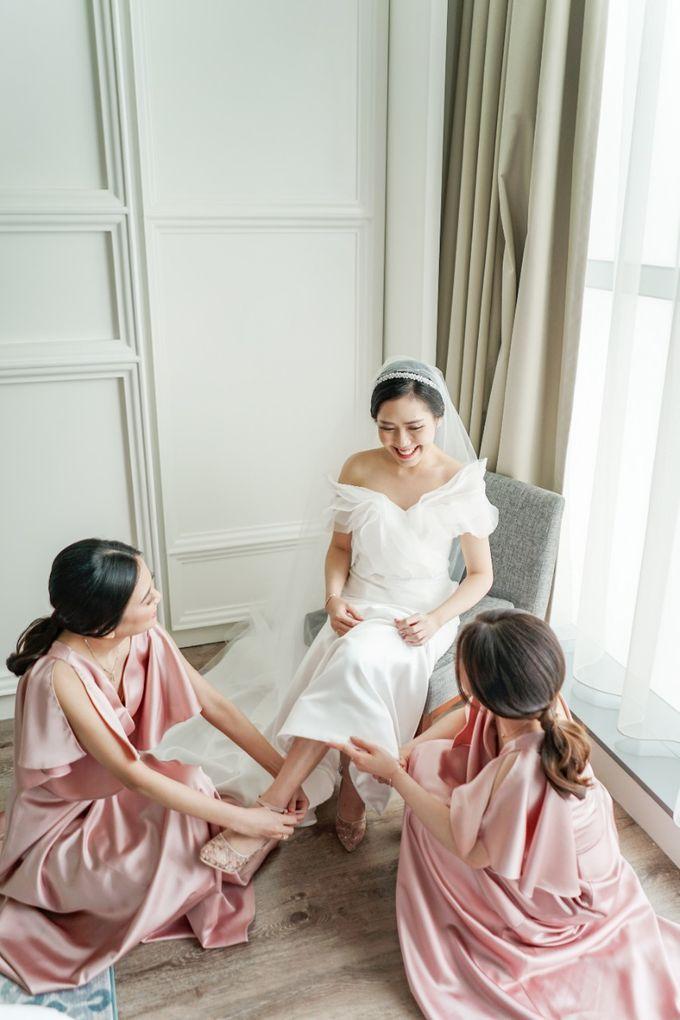 Wedding Of Sastra & Gracia (Green) by Ohana Enterprise - 039