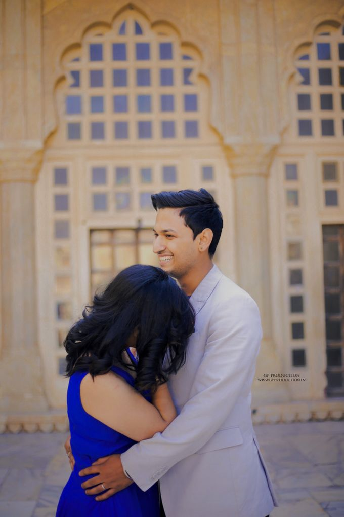 Pre Wedding Shoot by GP PRODUCTION - 038
