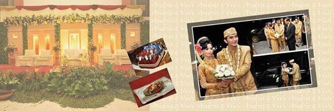Wedding Andris & Vivi by Charis Production - 007