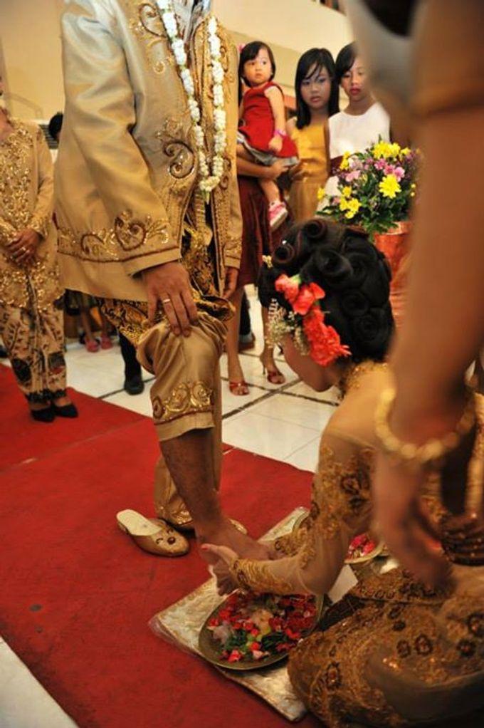 Wedding Andris & Vivi by Charis Production - 015
