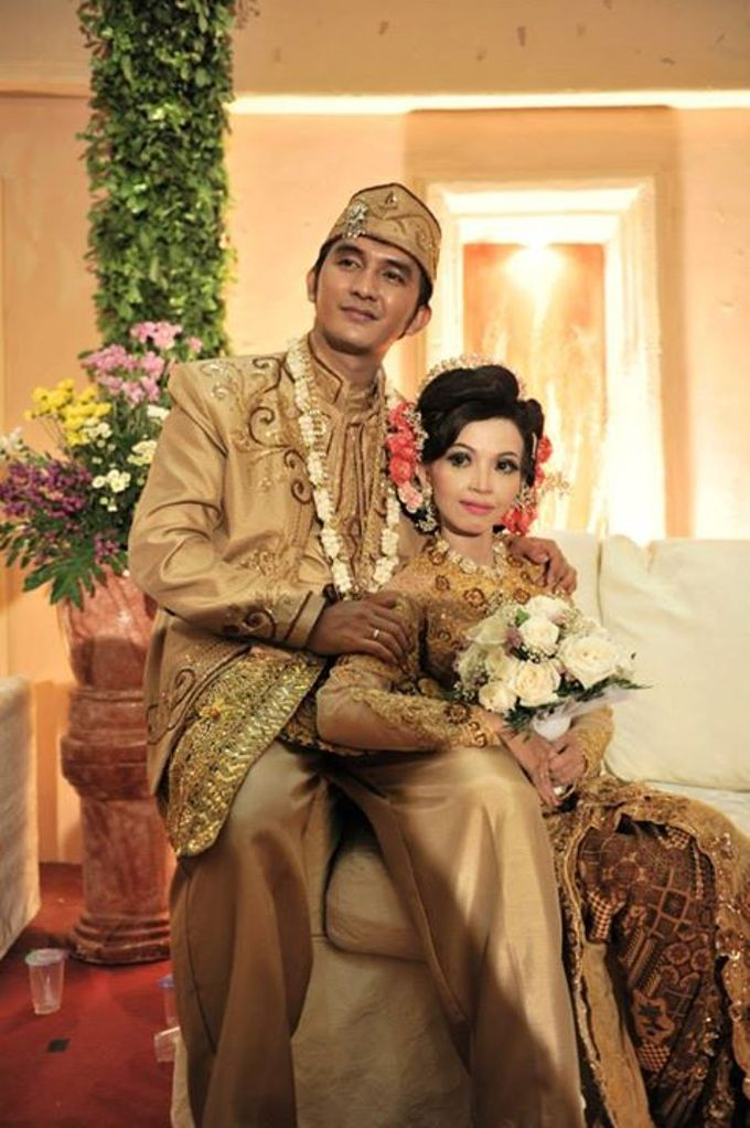 Wedding Andris & Vivi by Charis Production - 030