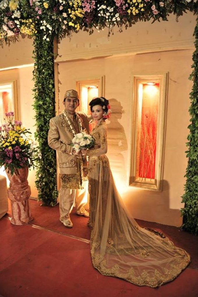 Wedding Andris & Vivi by Charis Production - 033