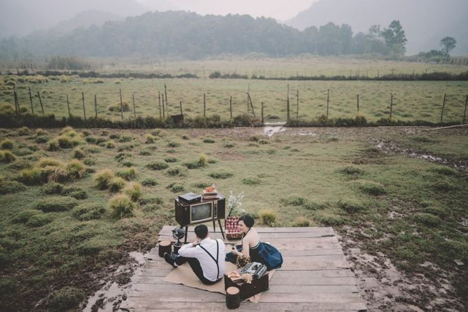 Prewedding by Owlsome Projects - 008