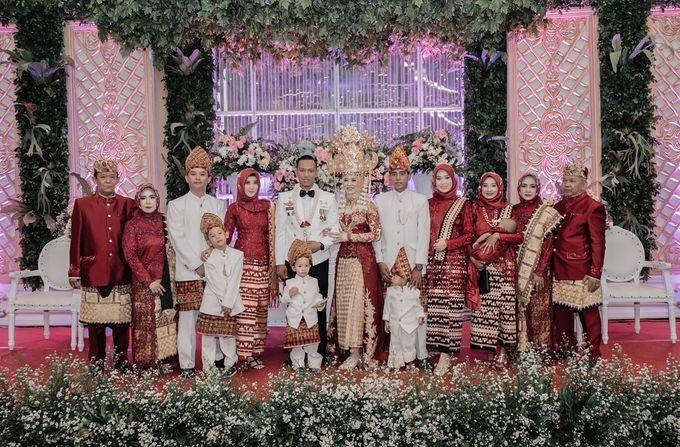 Tiara & Khairul Wedding by Barva Entertainment - 003