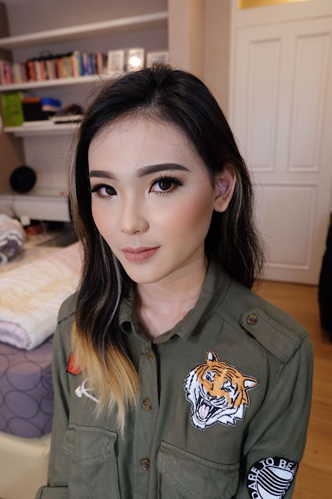 Party Makeup Look by by ivana anneta - 005