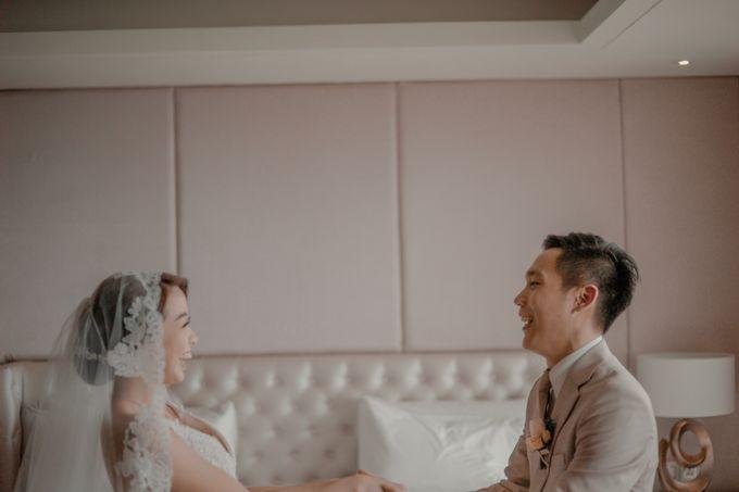Alvin & Natasha Wedding by Philip Formalwear - 034