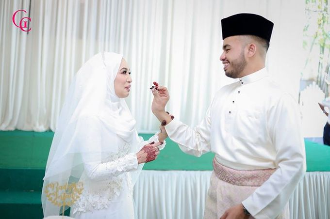Solemnization of Razdi & Intan by The Glamorous Capture - 017