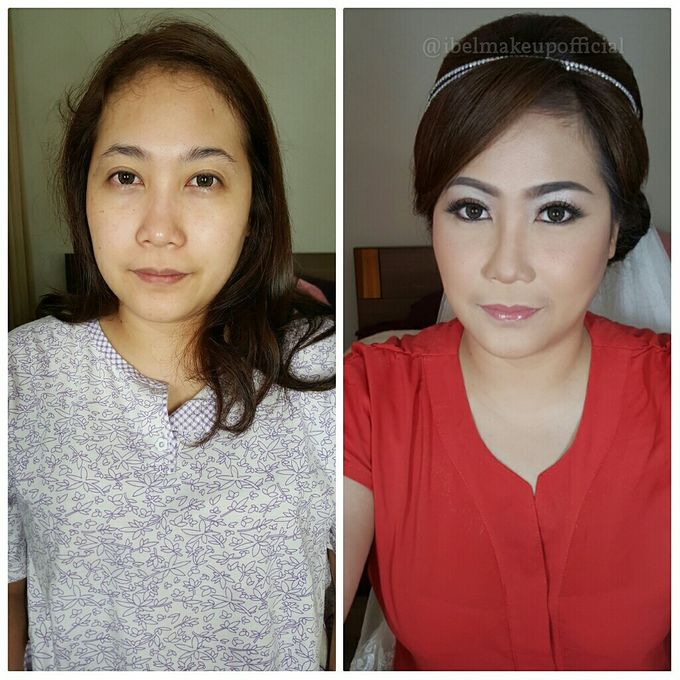 Bride Make Up by IBELmakeuppro - 013