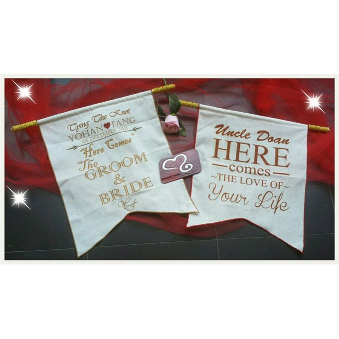 Wedding Flag by Sweetlovecollection - 010