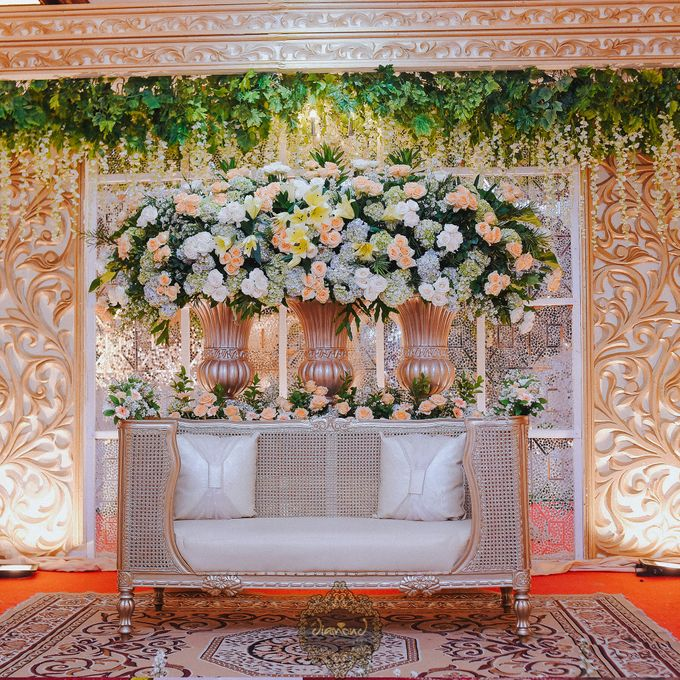The Wedding of Isa & Bayu by Diamond Weddings - 002