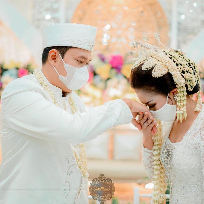 The Wedding of Reza & Milani by Diamond Weddings - 027
